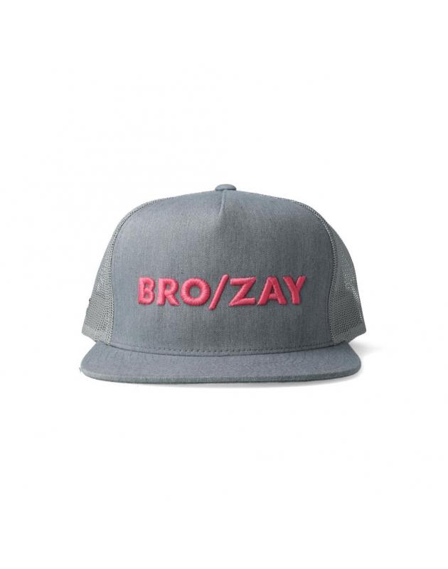 Spider Pig Blue BRO/ZAY Snapback Cap