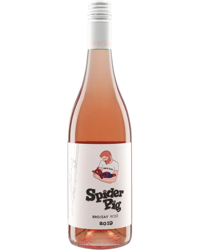 Spider Pig BRO/ZAY Rose 2019